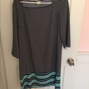 Adorable Striped Target Dress!